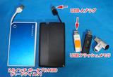 USB記録メディア