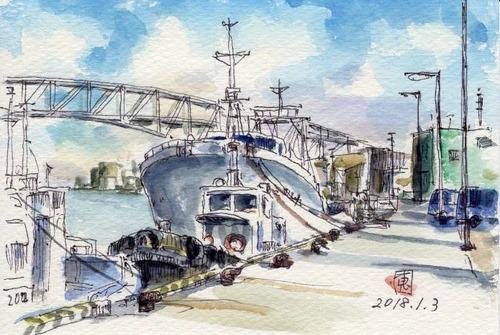 17新春の境漁港574_1