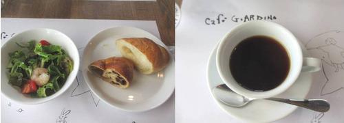 パン・コーヒー