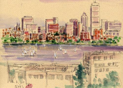 ボストン・河畔_1