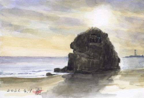 21稲佐の浜_1