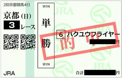 2019年2月3日京都3R