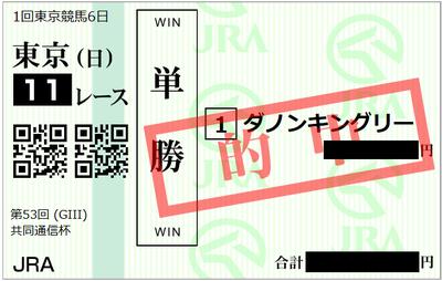 2019年2月10日東京11R