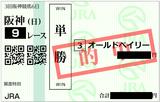 2018年6月17日阪神9R