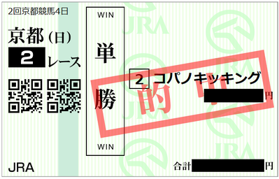 2018年2月4日京都2R