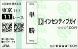 ◎インセンティブガイ 富士S(2008年)