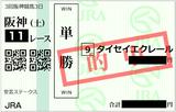 2018年6月9日阪神11R