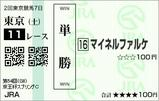 ◎マイネルファルケ 京王杯SC(2009年)