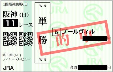 2019年3月10日阪神11R