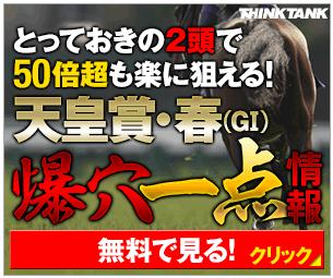 シンクタンク:天皇賞春300_250