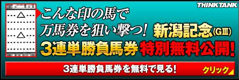 シンクタンク新潟記念