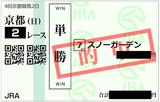 10月8日京都2R
