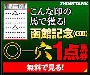 シンクタンク函館記念
