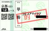 2018年4月22日京都12R