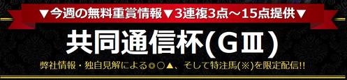ギャロップジャパン共同通信杯