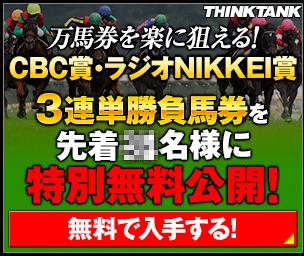 シンクタンクラジオNIKKEI賞