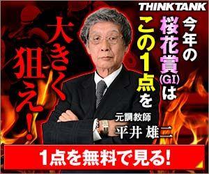 シンクタンク:桜花賞300_250