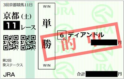 2019年5月25日京都11R