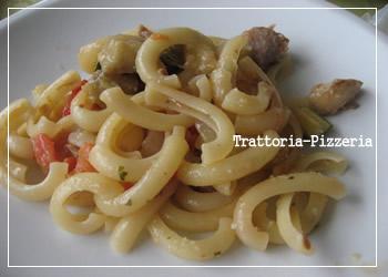トラットリア・ピッツェリア・サルヴァトーレ