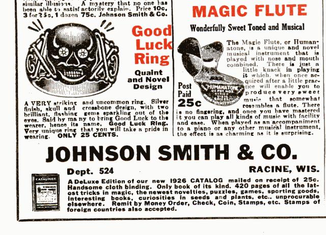skull ring 1926