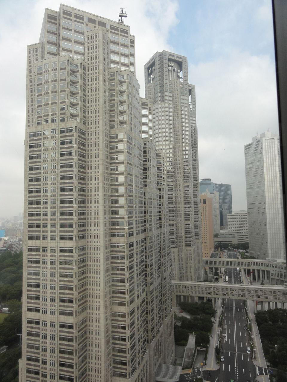 SUNQBABAブログ : 新宿超高層ビル