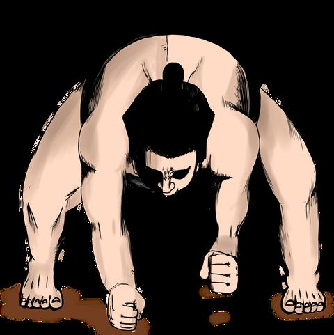 相撲画像 著作権フリー