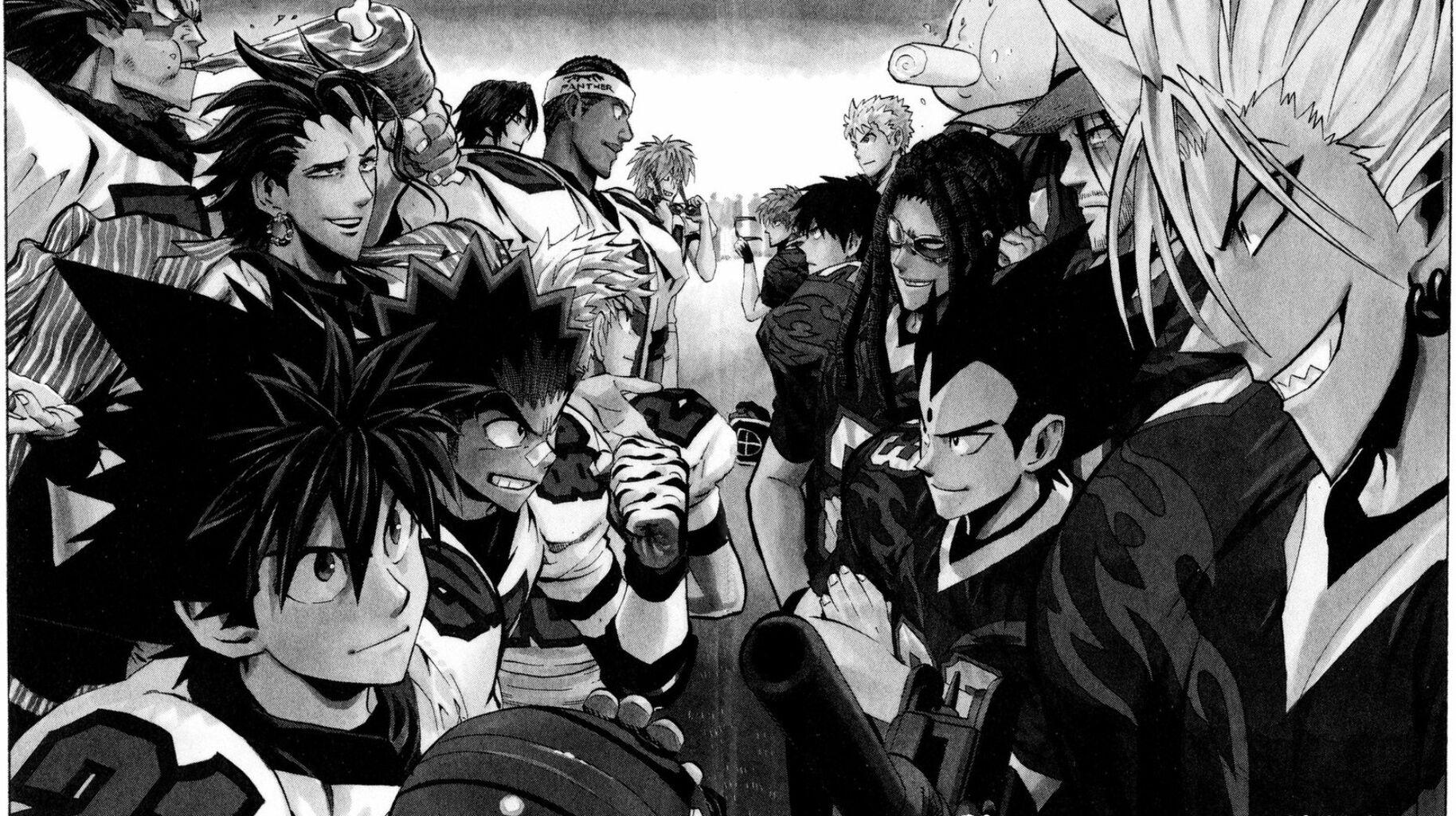 21 アイ シールド 最高のアメフト漫画『アイシールド21』 泥門デビルバッツの全15試合を振り返る