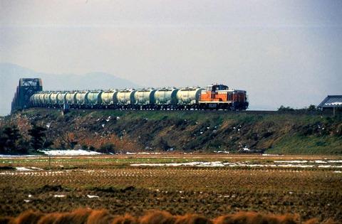 TDE105 s-樽見鉄道(元国鉄DE10149)貨物