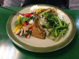 野菜屋台飯