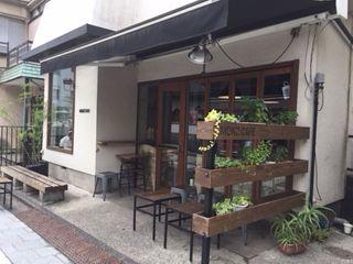CAFE MONZ門前仲町