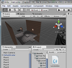 Unityによるゲーム開発
