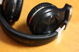 Bluedio T2+ Bluetooth ヘッドホン