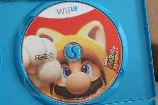 Wii U スーパーマリオ 3Dワールドを修理してもらいました