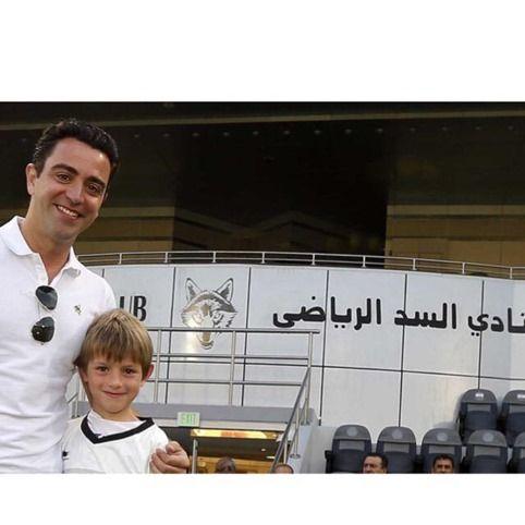 シャビがバルセロナ退団を発表 17年間在籍したクラブを去りカタールのアル・サッドに移籍