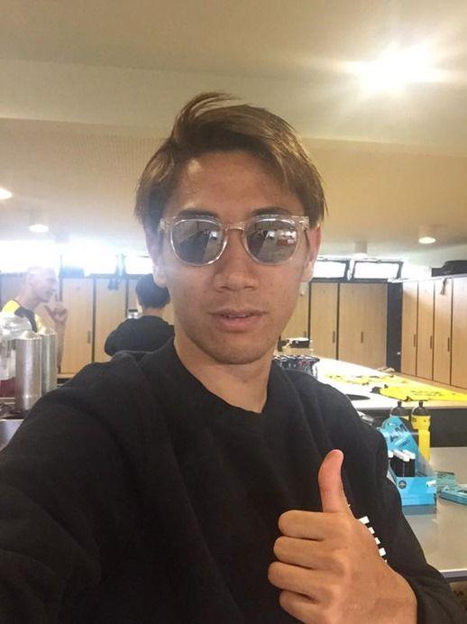 「シンジはアジアのベッカム」香川とロイスが仲良すぎてサングラスを交換して写真をアップ