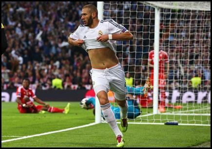 4-24,14 cl semi real vs bay benzema