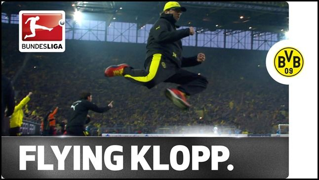flying klopp