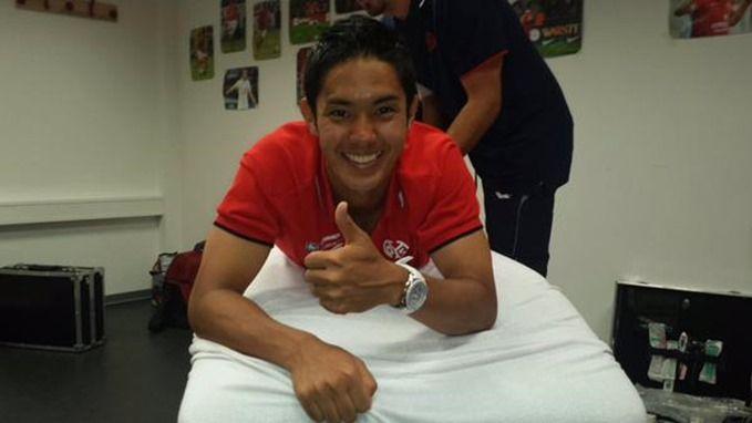 武藤、2ゴールの大活躍の要因は「カワイイ新戦力」の存在!?