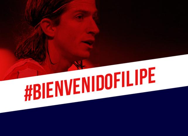 フィリペ・ルイスがアトレティコに復帰と発表 チェルシーにはわずか1年