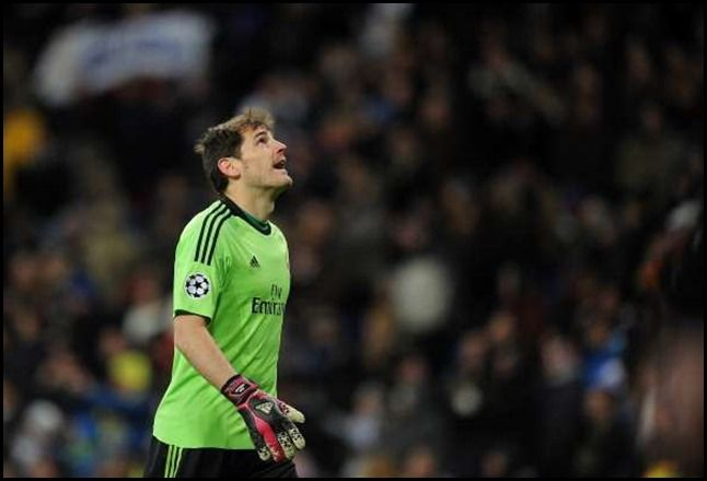 real casillas