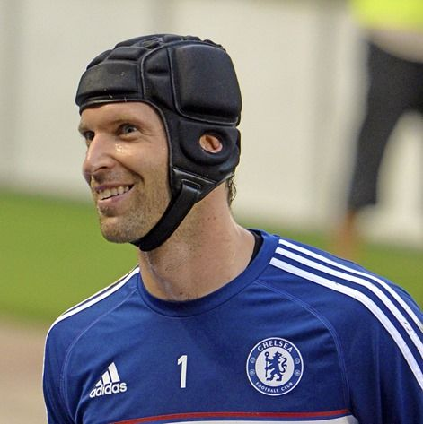 Petr_Cech by Warrenfish