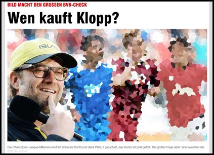 Borussia Dortmund  BILD Check  Wen kauft Jurgen Klopp      BILDplus Inhalt       Bundesliga   Bild.de