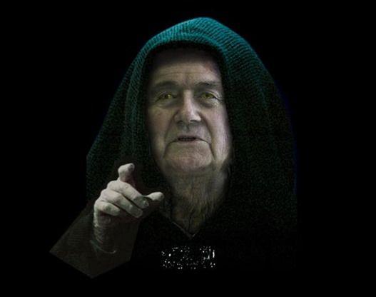 """FIFA会長はまるで""""シスの暗黒卿""""!?再選のブラッター「さあ行こうFIFA!」"""