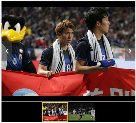 本田「泣くなよって言いたいのと泣く選手の気持ちは分からない」決定機でパスの浅野の涙に…