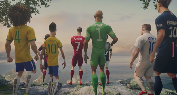 Nike Football  The Last Game ft. Ronaldo  Neymar Jr.  Rooney  Zlatan  Iniesta   more   YouTube4