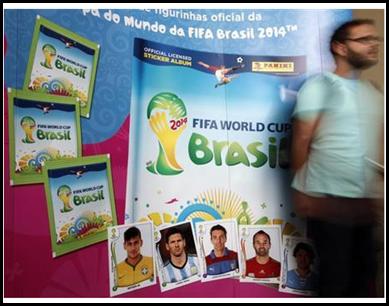 ブラジルW杯1