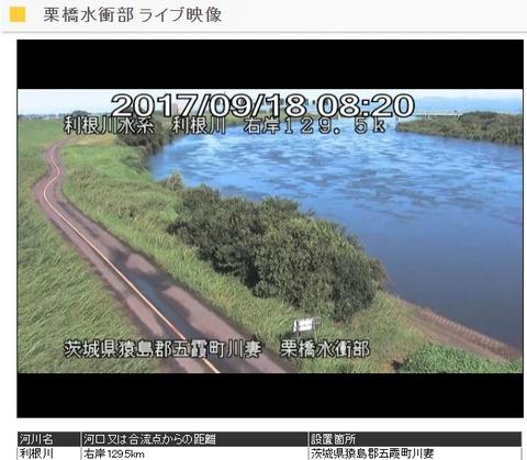 利根川LIVE映像