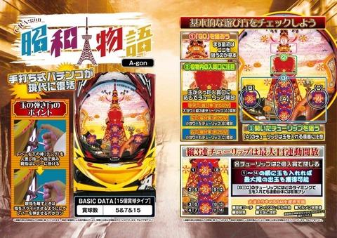 CRA-gon昭和物語-15個賞球タイプ-e1449038798273