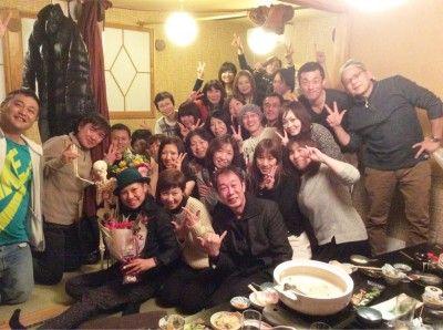サークル新年会7