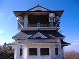 山頂の展望台(確か100円取られます)
